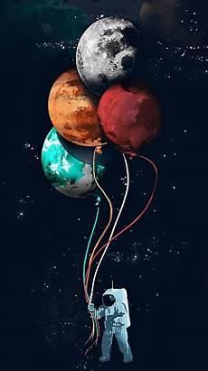 Gambar Astronot Animasi Keren Hd