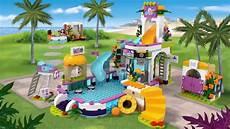 la piscine d heartlake city lego friends 41313 be fr