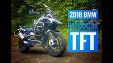 2018 Bmw R1200 Gs Adventure Tft Screen Review