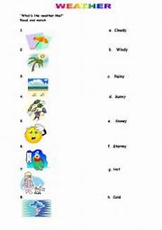 different weather worksheets 14532 weather esl worksheet by heyy