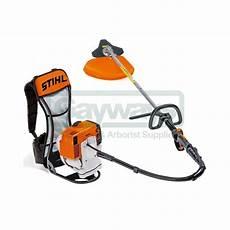 stihl fr460tc em petrol backpack brushcutter stihl from gayways uk