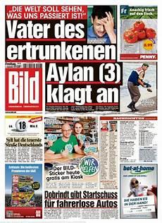 Medienschau Wie Zeitungen Mit Dem Toten Fl 252 Chtlingskind