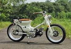 Modifikasi Motor Grand Klasik by Foto Modifikasi Honda Grand Klasik Retro Paling Keren