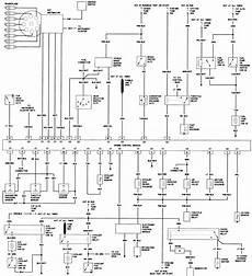 86 camaro electrical wiring diagram austinthirdgen org