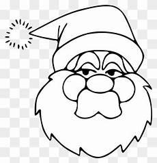 Malvorlage Weihnachtsmann Gesicht Free Png Gesicht Clip Pinclipart