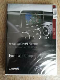 erstinstallation sd karte mercedes garmin map pilot europa