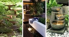 fontaine de terrasse 23 magnifiques fontaines pour d 233 corer votre jardin