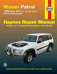 hayes car manuals 1998 nissan sentra parental controls haynes workshop manual nissan patrol 1998 2014 y61 gu seriesrepair diesel petrol ebay