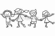kinder freundschaft ausmalbild ausmalbilder kinder