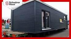kleine mobile häuser schw 246 rerhaus flying space montage als container haus