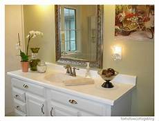 a super budget bathroom makeover fox hollow cottage