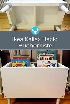 Ikea Kallax Buecherkiste Hack In 2019 Kinderzimmer Ideen