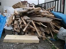 photo chutes de bois