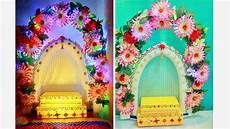 Ideas For Decorations At Home by Diy Ganesh Pandal Decorating Ideas For Home Table