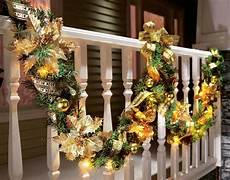 décoration noel extérieur 40 interesting garland decoration ideas all