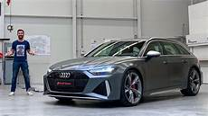 New Audi Rs6 Avant 2020 Look