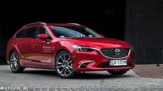 Mazda 6 Sport Kombi Nowy Lider Japońskiej Klasy średniej