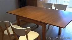 Tisch 90x90 Ausziehbar - ikea bjursta extendable dining table design