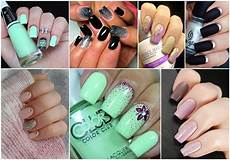 10 awesome two tone nail art ideas