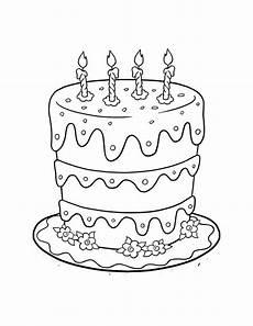 mewarnai gambar kue kreasi warna