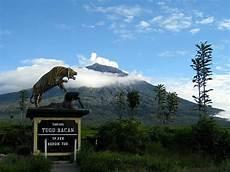 Gunung Kerinci Gunung Bagging