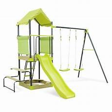 aire de jeux avec toboggan aire de jeux ext 233 rieure avec toboggan balan 231 oires cabane et table avec banc deco garden