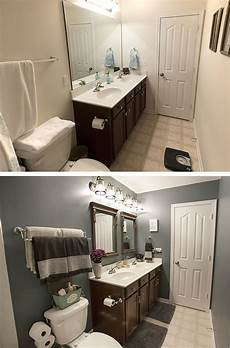 bathroom makeover on a budget the home depot blog