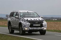 2016 Mitsubishi Pajero Sport Leaked Ahead Of Debut