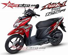 Striping Vario 125 Modif by Modif Striping Honda Vario Techno 125 Fi Iss Lunar