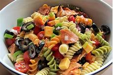 cooker pasta salad