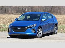Hyundai IONIQ Plug In Hybrid Gets EPA Electric Range