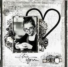 54 best black and white scrapbooking images pinterest scrapbook layouts scrapbooking ideas