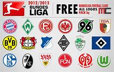 free pack bundesliga 12 13 all logos by mc by mcsvk on