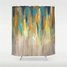 Navy And Gold Curtains by Navy And Gold Drips Shower Curtain By Lizmoran Society6