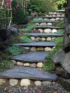 Ideen Gestaltung Steingarten - gorgeous garden steps that will amaze you