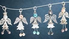ideen mit herz perlen engel mit beinchen