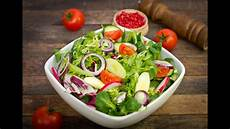 how to make salad youtube