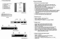 program telepon manual pabx favorite tc208