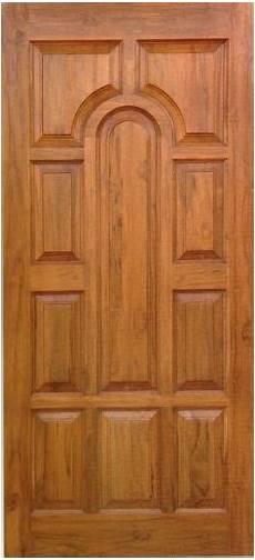 wooden door 81x33 half padayappa teak wood door wholesaler from chennai