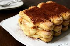 tiramisu con crema pasticcera tiramis 249 con crema pasticcera oggi si cucina