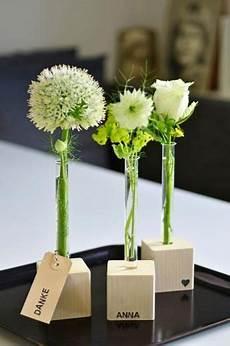 Vasen Selber Machen - diy minimalistische kleine vase selber machen mit