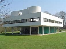 Legennings Architecture The Villa Savoye Le Corbusier