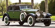 Vintage Rolls Royce Given To Marlene Dietrich When She
