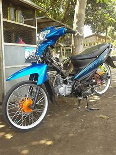 Modifikasi Motor Zr by Modifikasi Motor Yamaha Zr Terbaru