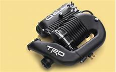 toyota trd supercharger toyota fj cruiser trd intercooled supercharger package