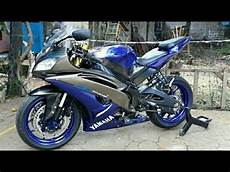 Yamaha R15 Modif by Yamaha R15 V2 Modifikasi Model Yamaha R6 Review