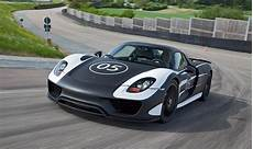 Porsche Releases Specs For Upcoming 918 Spyder