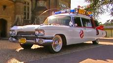 ghostbusters ecto 1 driving the ghostbusters ecto 1 tbt fifth gear