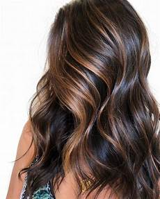 caramel mocha balayage is fall s prettiest transitional