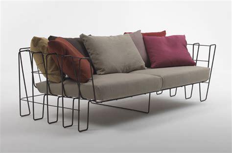 Divani Real Design :  'hoop Sofa' For Living Divani At Milan Design